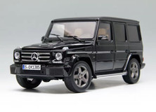 1/18 Dealer Edition Mercedes-Benz G500 (Black)