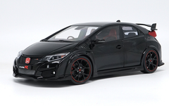 1/18 Ebbro Honda Civic Type R (Black)