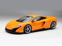 1/18 Kyosho Mclaren 675LT (Orange) Enclosed Diecast Car Model