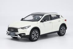 1/18 Dealer Edition Infiniti QX30 (White)