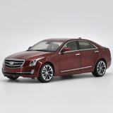 1/18 Dealer Edition 2016 Cadillac ATS ATS-L (Red) Diecast Car Model