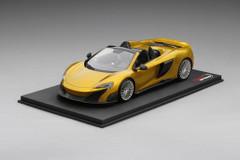1/18 Top Speed Mclaren 675LT Spider Resin Model