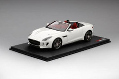1/18 Top Speed Jaguar F-Type FType R (White) Resin Model