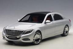 1/18 AUTOart MERCEDES MAYBACH S-KLASSE S600 (SILVER)