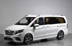 1/18 Dealer Edition Mercedes-Benz V-Class V-Klasse Viano Vito (White)