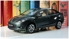 1/18 Dealer Edition Mazda 2 Sedan (Grey)