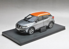 1/18 Dealer Edition Nissan Kicks Diecast Car Model