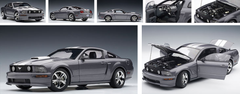 1/18 Autoart FORD MUSTANG GT COUPE 2007 (APPEARANCE PACKAGE OPTION) (TUNGSTEN GREY METALLIC)
