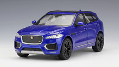 1/24 Welly Jaguar F-Pace (Blue)