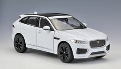 1/24 Welly Jaguar F-Pace (White)