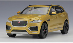 1/24 Welly Jaguar F-Pace (Golden)