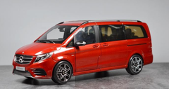 1/18 Dealer Edition Mercedes-Benz V-Class V-Klasse Viano Vito (Red)