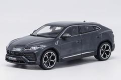 1/18 Bburago Lamborghini Urus (Grey)