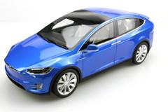 1/18 LS Collectibles Tesla Model X (Blue)