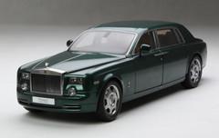 1/18 Kyosho Rolls-Royce Phantom EWB (Green)