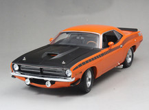 1/18 ACME Chrysler 1970 Plymouth Barracuda AAR