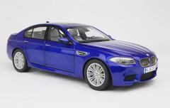 1/18 Paragon BMW M5 (F10) (Blue)