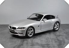 1/18 Kyosho BMW Z4 M Z4M Coupe (Silver)
