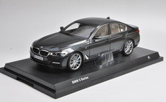 1/18 Dealer Edition BMW G30 5 Series 530i 540i M550i (Grey)
