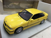 1/18 UT BMW E36 M3 (Yellow)