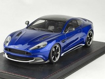 1/18 Frontiart Aston Martin Vanquish S Limited (Blue)