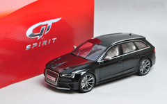 1/18 GT Spirit GTSpirit Audi RS4 Avant (Black) Limited