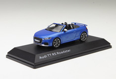 1/43 Dealer Edition Audi TT RS Roadster Limousine (Blue)