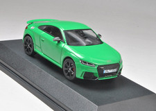 1/43 Dealer Edition Audi TT RS Coupe (Green)