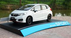 1/18 Dealer Edition 2018 Honda Fit Sport (White)