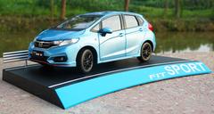 1/18 Dealer Edition 2018 Honda Fit Sport (Blue)