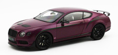1/18 Almost Real Bentley Continental GT3R GT3 R (Purple) Limited 999