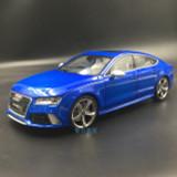 1/18 J's Models Audi RS7 Sportback (Blue)