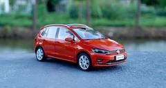1/18 Dealer Edition 2018 Volkswagen VW Sportsvan (Red)