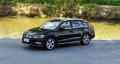 1/18 Dealer Edition Volkswagen VW C-Trek CTrek (Black)