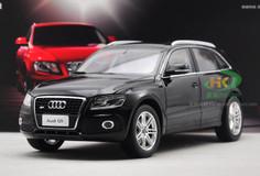 1/18 Dealer Edition Audi Q5 (Black) Diecast Car Model