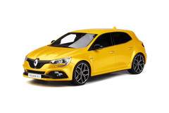 1/18 OTTO Renault Megane RS (Yellow) Resin Model