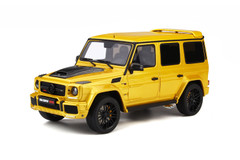 1/18 GT Spirit GTSpirit Mercedes-Benz BRABUS G63 AMG 850 (Yellow)