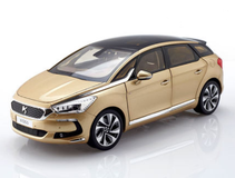 RARE 1/18 Dealer Edition Citroen DS5 (Gold)