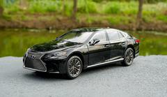 1/18 Dealer Edition Lexus LS LS500 LS500h (Black)