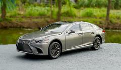 1/18 Dealer Edition Lexus LS LS500 LS500h (Grey)