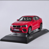 1/18 Dealer Edition BMW X6M X6 M (Red)
