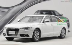 1/18 Audi A6 L (White)