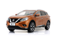 1/18 Dealer Edition NISSAN MURANO (Orange) DIECAST CAR MODEL