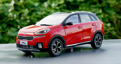 1/18 Dealer Edition Kia KX3 (Red)