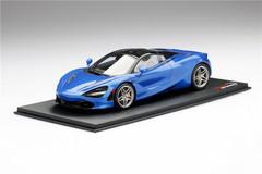1/18 TSM Top Speed TopSpeed Mclaren 720S (Blue) Resin Model