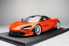 1/18 TSM Top Speed TopSpeed Mclaren 720S (Orange) Resin Model
