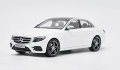 1/18 Dealer Edition Mercedes-Benz E-Class E-Klasse (White)
