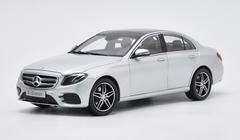 1/18 Dealer Edition Mercedes-Benz E-Class E-Klasse (Silver)