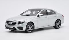 1/18 Dealer Edition Mercedes-Benz E-Class E-Klasse (Silver)