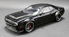 1/18 GT Spirit GTSpirit Dodge Challenger Demon (Black) Resin Model